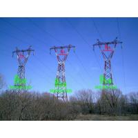 Buy cheap 735KV Triple steel tower product