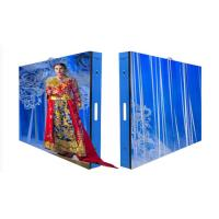 Buy cheap SMD2121 Lamp P3 Video Wall , Outdoor Advertising Led Display 3MM Pixel pitch product