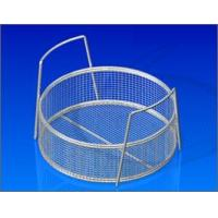 Buy cheap Dipping and Plating Baskets from wholesalers