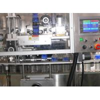 China Electric Driven Automatic Sticker Labeling Machine with Heat Shrink Tunnel 3.5kw on sale