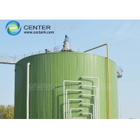 Buy cheap 18000m3 Glass Lined Steel Tanks For Industrial Liquid Storage product