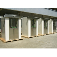 Sus304 Anti Static Air Shower Tunnel Semiconductor Clean Room Equipment