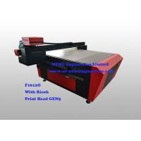 Buy cheap High Speed Metal Printing Machine Multifunction Wide Format CMYK product