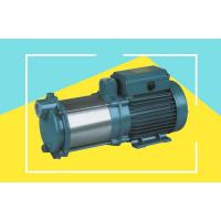 Buy cheap Stainless Steel Multistage Horizontal Centrifugal Pump With 75M Max Head , 2.5HP product