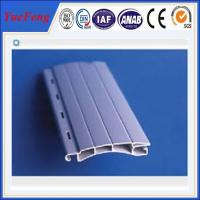 Buy cheap European designed Aluminum extrusion profile slat for Roller/Rolling shutter doors product