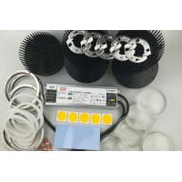 Buy cheap cree cxb3590 cob grow light diy cxb 3590 led kit with mw hlg-240h from wholesalers