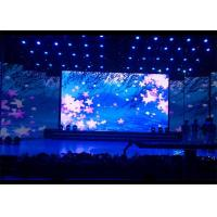 Buy cheap 60W P3.91 HD Indoor Rental LED Display 1200 Nits Brightness Linsn Control System from wholesalers