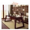 Buy cheap Modern Hotel Living Room Showcase / Wall Display Wooden Bookshelf product