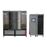 Buy cheap PVD Plating Glass Coating Machine TiC Deep Black Coating By Arc Evaporation product