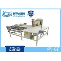 Hwashi X/Y Axis Feeder Automatic Wire Mesh Welding Machine with in 1000mmx1000mm