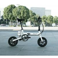Min Foldable Electric City Bike With 36V Removable Lithium Ion Battery