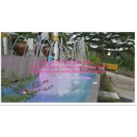 Buy cheap Crystall Ball Single Spray Small Swimming Pool Light Fixtures Outdoor product