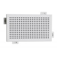 Buy cheap Decorative Perforated Aluminum Wall Panels DIA 4 mm Punch Holes product