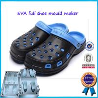 Buy cheap High Efficiency EVA Mould Die Casting Convenient Easy To Operate product