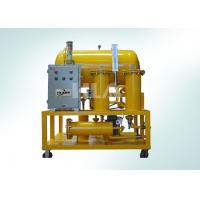 Buy cheap PLC Touch Screen Fuel Oil Purification System IP65 Long Life Time product