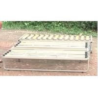 Buy cheap Adjustable metal sofa bed frame with wooden slat A011 product