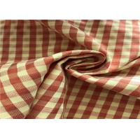 Buy cheap 100%P 150D Twill Super Stretch Ripstop Melange Soft Handfeel Breathable Fabric from wholesalers