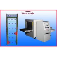 Buy cheap Security Checkpoints Baggage X Ray Machine , High Precision Airport Security Body Scanners from wholesalers