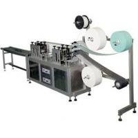 Buy cheap Non Woven Face Mask Making Machine , Multifunctional Face Mask Production Line product