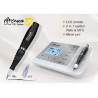 Buy cheap Digital Eyebrow Lip Eyeline PMU Tattoo Machine With Rotary Pen Lightweight product