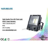 Quality Custom 150W  High Wattage Led Flood Lights Efficient Lens Exhibition halls, Gas station, ect for sale