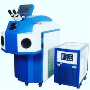 Buy cheap Portable Laser Spot Welding Machine / Jewellery Laser Soldering Machine product