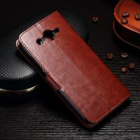 Buy cheap PU Leather Huawei Y3 Phone Case Handmade Light Weight With Slot Function product