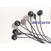 Buy cheap Silver / silver Chloride EEG Electrodes And Cables , Healthcare EEG Examination Machine Accessories product