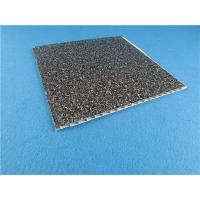 Buy cheap Easy Installation Dark Color Pvc Wall Panels PVC Wall Tiles For Home Decoration product
