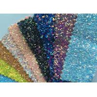 """Buy cheap Fashion Chunky Glitter Fabric 3D Glitter Fabric For Hairbows 54/55"""" Width product"""