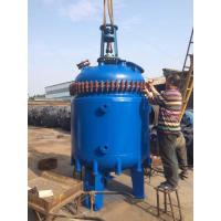 Buy cheap F Type 2500L-30000L Glass Lined Reactor Glass lined Reaction Tank Reaction kettle product