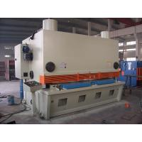 Buy cheap Foot Operated Guillotine For Metal Cutting , Mechanical Guillotine Shear product