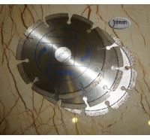 Buy cheap 125mm Universal Diamond Saw Blades Stone / Concrete Cutting Segmented Saw Blade product