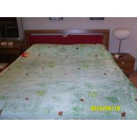 Buy cheap Soft Pure Silk Blanket Breathable Raschel Blanket For Travel / Picnic product