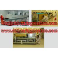 Buy cheap Air bearing casters easy to operate and more convenient product