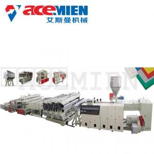 Buy cheap PVC Free Foam Sheet Foam Plate Making Machine 10-20T For Mounted Panels product
