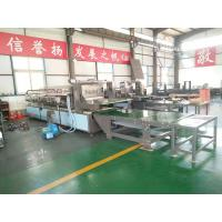 China 900x500-6N Automatic Carton Box Partition Assembler / Corrugated Carton Making Machine on sale