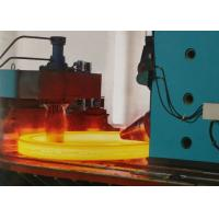 Buy cheap High Strength Forged Steel Rings Quenching + Tempering Heat Treatment product