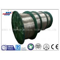 Buy cheap Hot - Dipped High Carbon Steel Wire 3.0mm For Elevator / Mechanical Equipment product