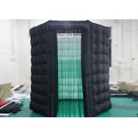 Buy cheap Trade Show Inflatable Booth Display 2.4 X 2.4 X 2.4 Meter CE Approved product