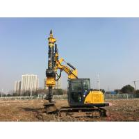 Buy cheap KR40 Hydraulic Rotary Piling Rig with Power Head Torque Max 40kNm, 1200mm Drilling Rig Machine product