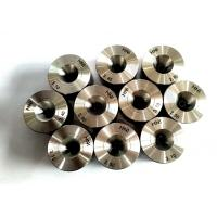 Buy cheap Grain Size 1μM - 50μM PCD Wire Drawing Dies / Diamond Wire Drawing Dies from wholesalers