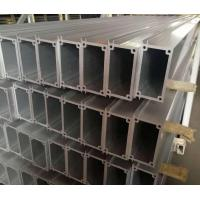 Buy cheap 6000 Series Anodized Aluminium Industrial Profile Use For Aluminum Tent Pipe product