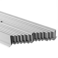 Buy cheap Repand Aluminium Heat Sink Profiles Heating Cooling Radiator System For Electronics product