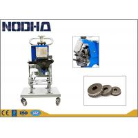 Buy cheap Environmental Steel Plate Beveling Machine , Plate Chamfering Machine Low Noise product