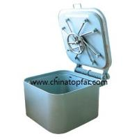 Buy cheap Marine hatch cover, air vent head, fire damper, steel ladder, manhole cover,air grill,funnel grating product