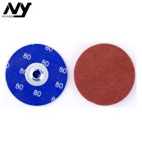 """Buy cheap 3m 2"""" Quick Change Abrasive Discs , Round 120 Grit Roll Lock Type R Quick Change Disc product"""