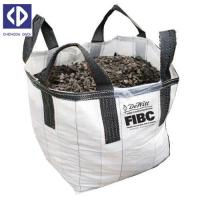 Buy cheap Pp Woven Coated 1000 Kg Bulk Bags Polypropylene Jumbo Bags For Storage product