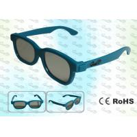 Buy cheap ABS REALD Cinema Use Circular polarized 3D glasses  product