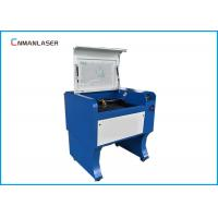 Buy cheap Rubber Plates Laser Leather Cutting Machine 60W 110 / 220V With USB Port product